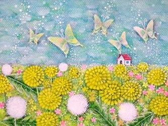 Mini Canvas Art_095【展示のみ】の画像