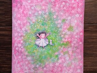 Mini Canvas Art_096【展示のみ】の画像