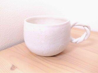 白マットカップ①の画像