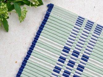 手織りコースター【C-Rep*04】の画像