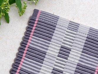 手織りコースター【C-Rep*08】の画像