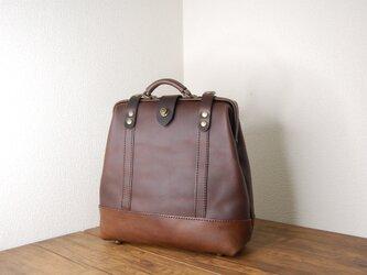【受注生産】縦型口枠バッグの画像