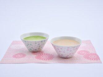 桜モチーフ マルチボール(水色)の画像