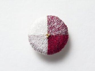 星ブローチ 沈丁花の画像