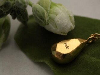 アロマオイルネックレスの画像