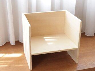 「青森ひば」 幼児用椅子 /TC8 [注文制作]の画像