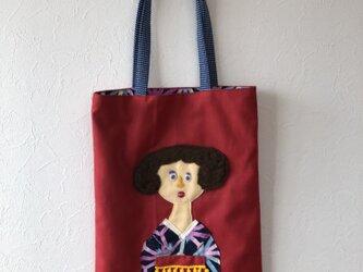 kimono bag ②の画像