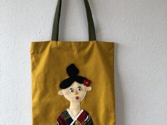 kimono bag ④の画像