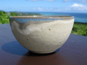 小鉢・中 〔Coral blue〕の画像