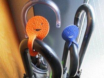 【新作・送料無料】雨の日のお供に、ユニークな傘のマークの画像