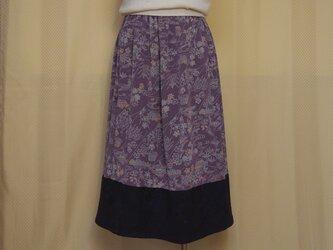 ギャザースカート 7011の画像