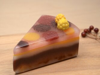 GLASS SWEETS /  Chocolat et orangeの画像