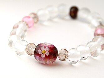 桜のブレスレットの画像