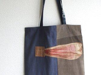 鯉のぼりのトートバッグの画像
