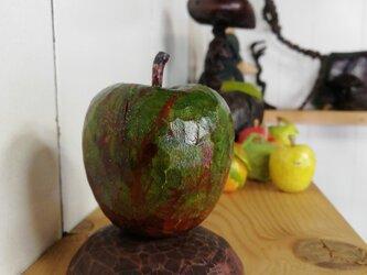 魔女の青りんごの画像