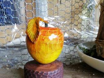 魔女の黄色いリンゴの画像
