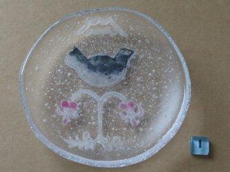 雷鳥の小皿 1の画像