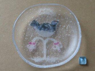 雷鳥の小皿 3の画像