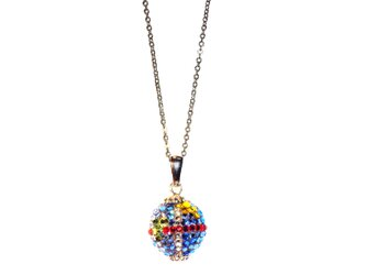Earth Pendant / S  ~CRYSTALLIZED™ - Swarovski Elements~の画像