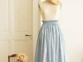 Liberty :capel チュチュみたいなギャザースカートの画像