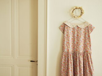 2019S/S Liberty: floral waltz    クラシックワンピースの画像