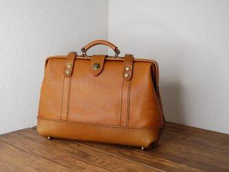 【受注生産】2way小ぶり口枠バッグの画像