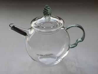 ポット   (QPW-5LF 紅茶ポット0.5㍑リーフ)の画像