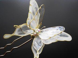 ウイング(蝶のかんざし)の画像