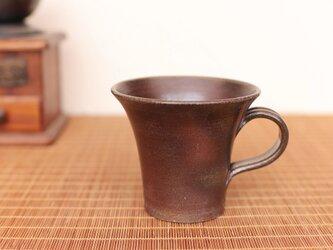 備前 コーヒーカップ(中) c1-068の画像
