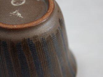伊勢もめん模様のコーヒーカップ(小)の画像