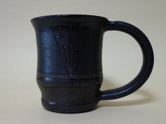 大きな手のひとのマグカップの画像