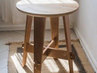 受注生産 職人手作り ミニテーブル コーヒーテーブル サイドテーブル 北欧家具 サイズオーダー可 家具 モダン 木工の画像