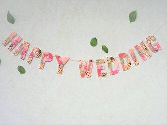 結婚式のためのガーランドの画像