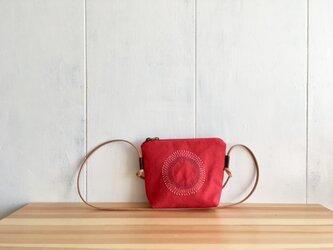 【Sale】赤いショルダーバッグの画像