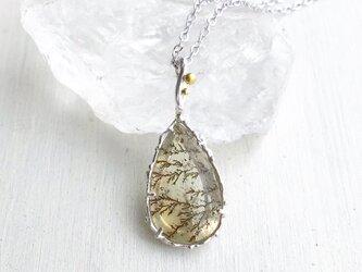 Dendritic Quartz Necklaceの画像