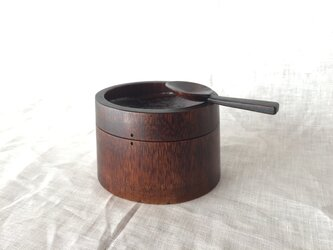 竹と漆の弁当箱 bl2の画像