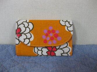 蛇腹カードケース27《花》の画像