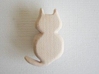 ブローチ stray catの画像