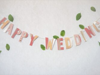 結婚式のためのガーランド Ⅱの画像