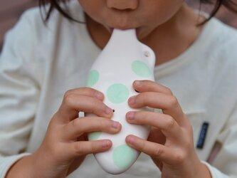 はじめてのセラリーナ 楽器初心者や子供のための指先能力向上に♪(ドット color:Lightgreen)の画像