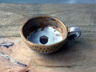 どんぐりのカップ Sサイズの画像
