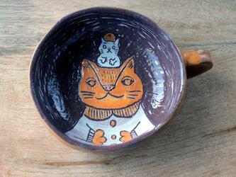 猫のカップ sサイズの画像