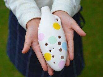 はじめてのセラリーナ 楽器初心者や子供のための指先能力向上に♪(ドット color:Marble)の画像