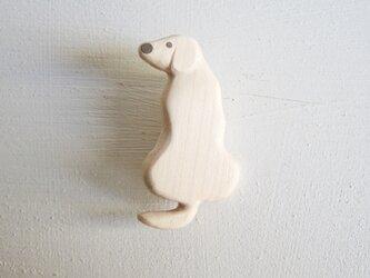 ブローチ Labrador Retrieverの画像