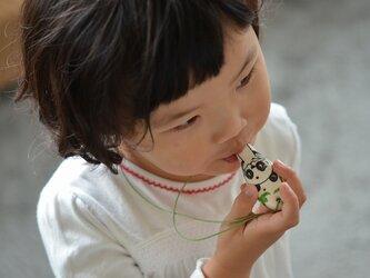 ミニセラリーナ6音 動物柄(パンダ)子供の指先能力向上やプレゼントに♪の画像