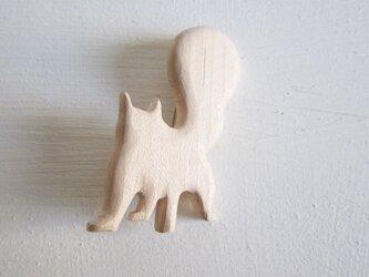 ブローチ Squirrelの画像