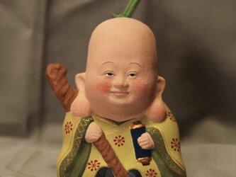 七福神 土鈴、福禄寿。の画像