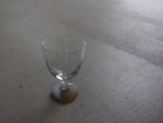 イロノマ脚付グラスの画像