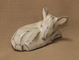 小鹿、バンビ。箸置き3個セット。の画像