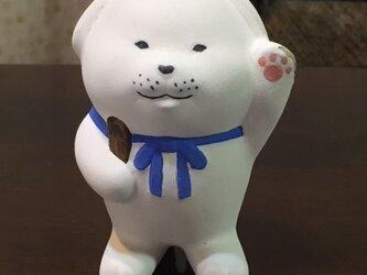 聖徳太子の愛犬。雪丸。の画像